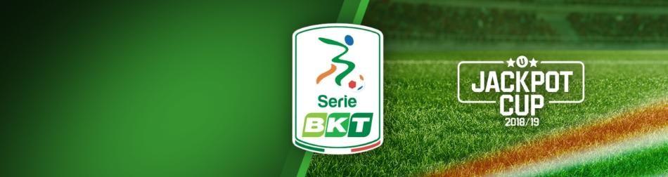 Serie B jackpot cup Unibet